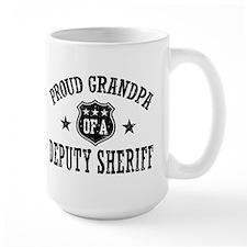 Proud Grandpa of a Deputy Sheriff Mug