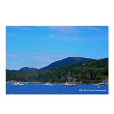 Bar Harbor Postcards (Package of 8)