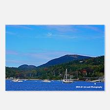 Bar Harbor Postcards (Package of 8)
