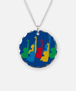 Synchronized Swimming Necklace
