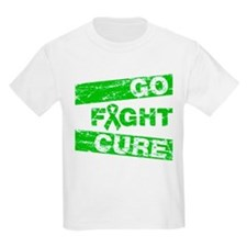 Cerebral Palsy Go Fight Cure T-Shirt