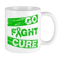 Cerebral Palsy Go Fight Cure Small Mug