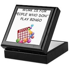 BINGO1 Keepsake Box