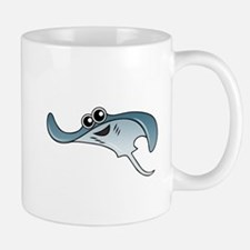 Cartoon Stingray Mug