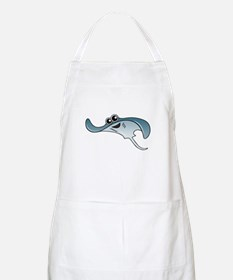 Cartoon Stingray Apron