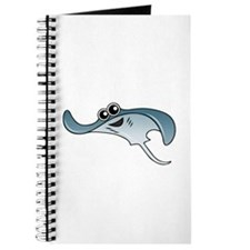 Cartoon Stingray Journal