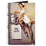 Nurses journal Journals & Spiral Notebooks