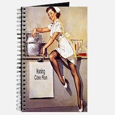 Vintage Nurse Pinup Journal