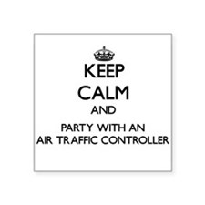 Keep Calm and Party With an Air Traffic Controller