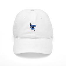 LITTLE ROO (BLUE) Baseball Cap