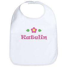 "Pink Daisy - ""Katelin"" Bib"