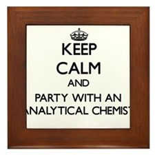 Keep Calm and Party With an Analytical Chemist Fra