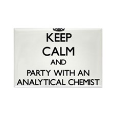 Keep Calm and Party With an Analytical Chemist Mag