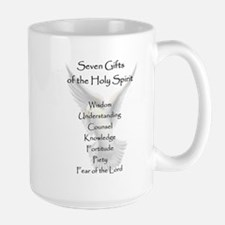 Holy Spirit Large Mug Mugs