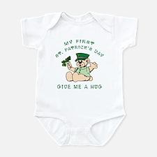 My 1st First St Patrick's Day Infant Bodysuit