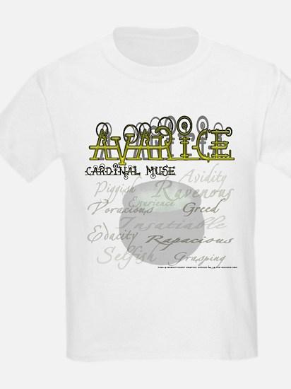 Avaritia - Greed / Avarice T-Shirt for T-Shirt