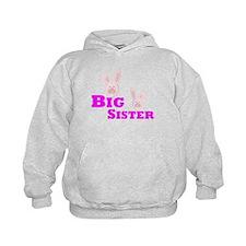 Big Sister Bunny Hoodie