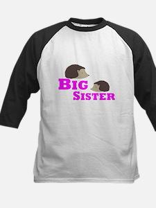 Big Sister Hedgehog Baseball Jersey