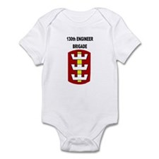 130th ENGINEER BRIGADE Infant Bodysuit