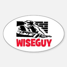 WISE GUY Decal