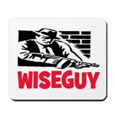 WISE GUY Mousepad