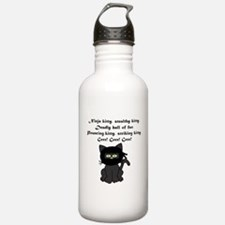 Ninja Kitty Water Bottle
