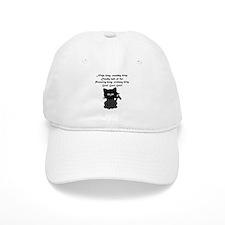 Ninja Kitty Baseball Cap