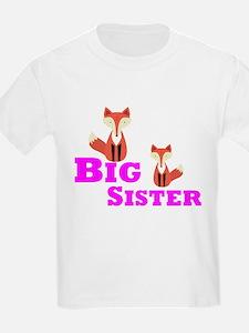 Big Sister Fox T-Shirt