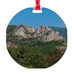 SENECA ROCKS Ornament