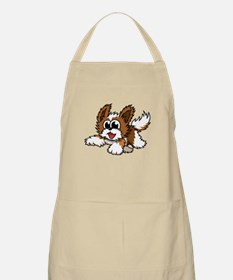 Cartoon Shih Tzu Apron