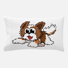 Cartoon Shih Tzu Pillow Case