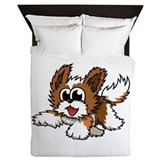 Shih tzu Queen Duvet Covers