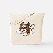 Cartoon Shih Tzu Tote Bag