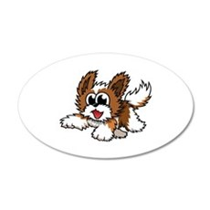 Cartoon Shih Tzu Wall Decal