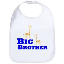 Big Brother Giraffe Bib