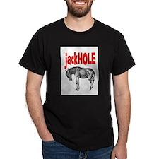 jackHOLE T-Shirt