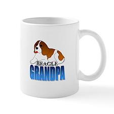 Beagle Grandpa Mug