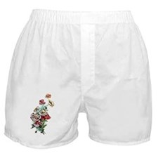 Flowers *Pink Mix* - Boxer Shorts