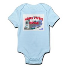 HOME SWEET HOME Infant Bodysuit