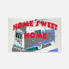 HOME SWEET HOME Rectangle Magnet