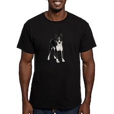 Basenji (black-white) T