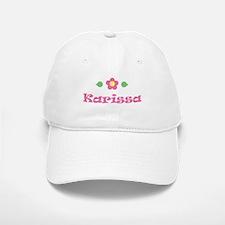 "Pink Daisy - ""Karissa"" Baseball Baseball Cap"