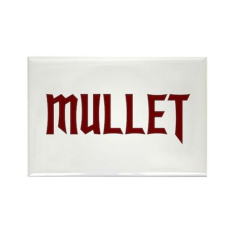 MULLET Rectangle Magnet