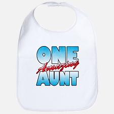 One Amazing Aunt Bib