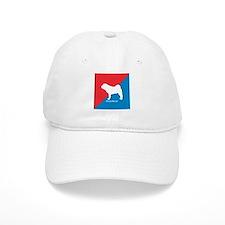 Shar-Pei Diagonal Baseball Cap