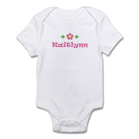 "Pink Daisy - ""Kaitlynn"" Infant Bodysuit"