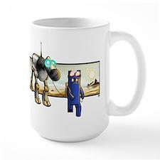 Wampus Hunting Mug