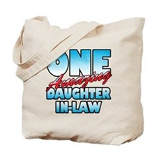 One Amazing Daughter-In-Law Tote Bag