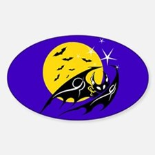 Bats Flying Decal