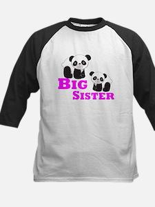 Big Sister Panda Baseball Jersey